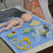 Helping Baby Breathe
